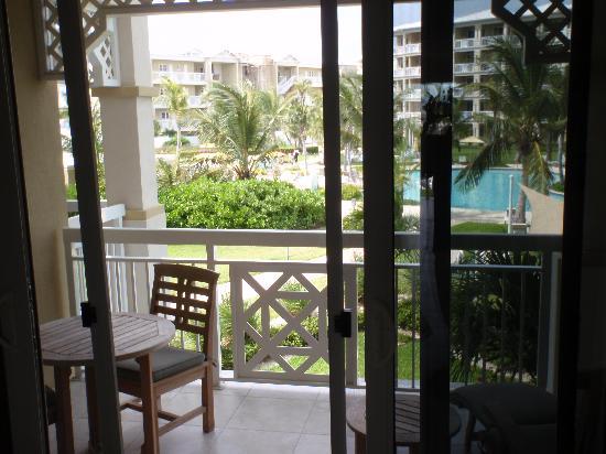 Alexandra Resort: Balcony