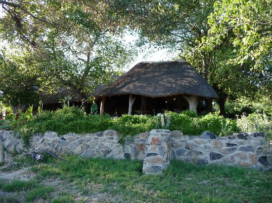 Thamalakane River Lodge : Lodge