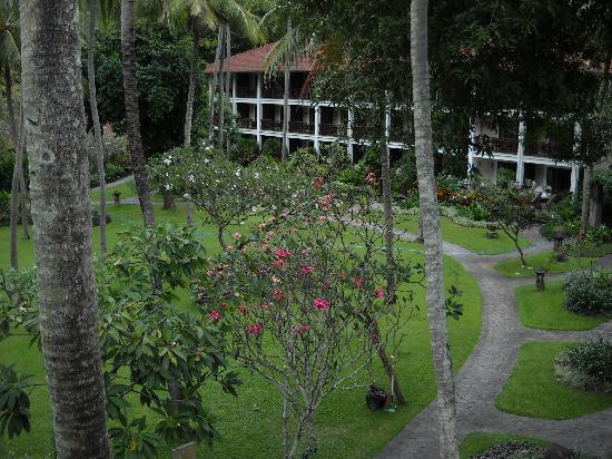 Sheraton Senggigi Beach Resort: La vista dal balcone
