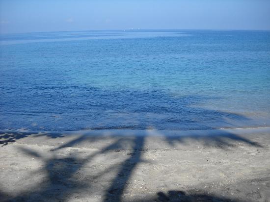 Sheraton Senggigi Beach Resort: La spiaggia