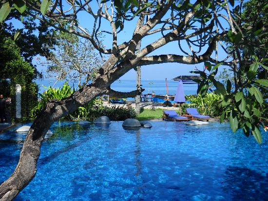 Sheraton Senggigi Beach Resort: La piscina I