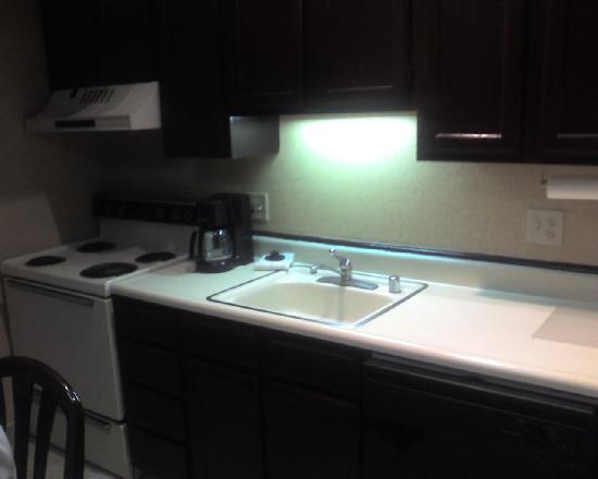 Springwood Suites: Old kitchen