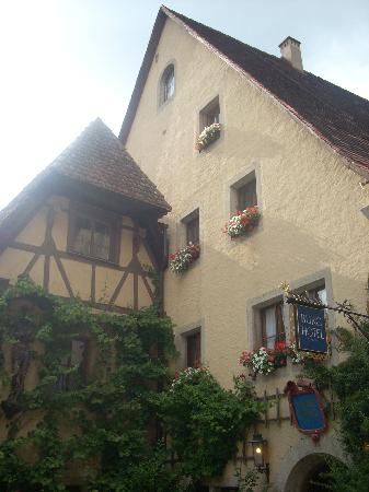 Burghotel : Hotel Burg is a winner!