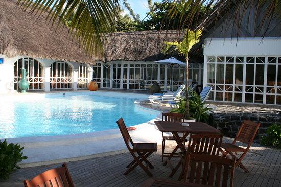 Le Surcouf Hotel & Spa : piscine
