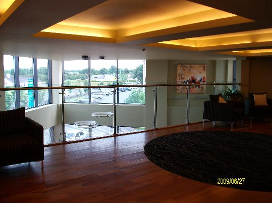 Claregalway Hotel: 1st floor inside the hotel