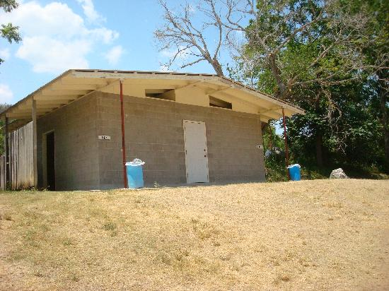 KL Ranch Camp Cliffside : KL Bath house
