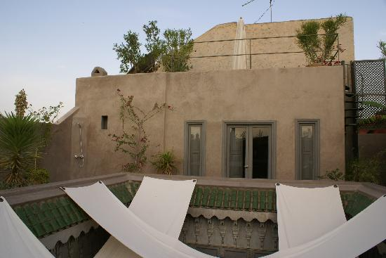 Riad Dar One: Roof