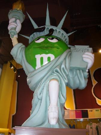 M&M Store on Times Square
