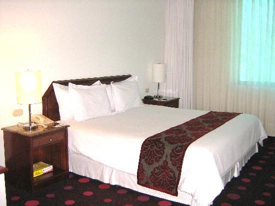 Radisson Hotel & Suites San Isidro: Clean & Comfortable