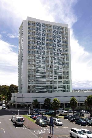 Manukau, New Zealand: The serviced apartments