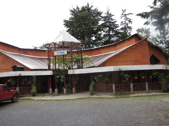 Hotel Ram Tzul
