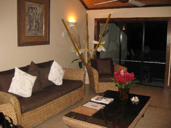 Rendezvous Villas: Lounge room