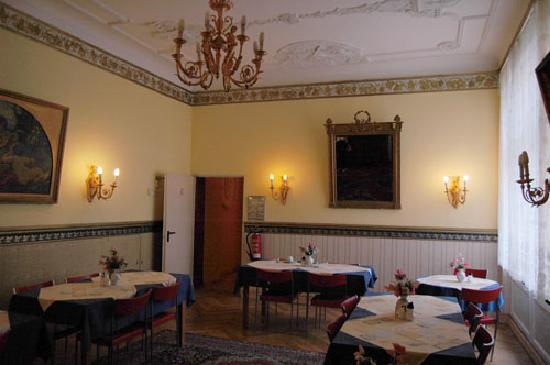 Hotel Gunia : The breakfast room