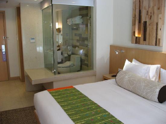 Holiday Inn Resort Baruna Bali: 室内