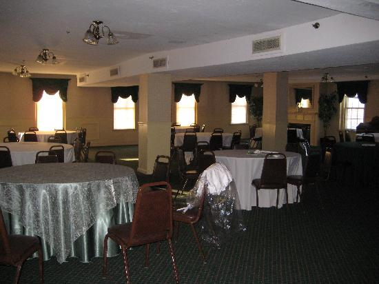 The Grafton Inn : Second floor function room