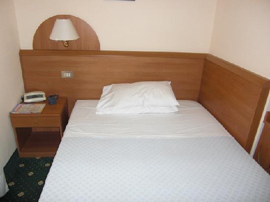 "Hotel Helvetia: Das sogenannte ""Doppelbett"""