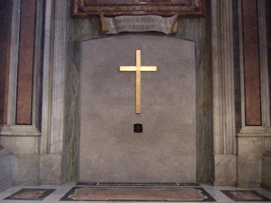 Basilica di San Pietro: porta santa