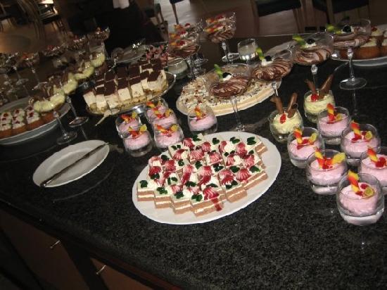 Sol Luna Bay: Desserts
