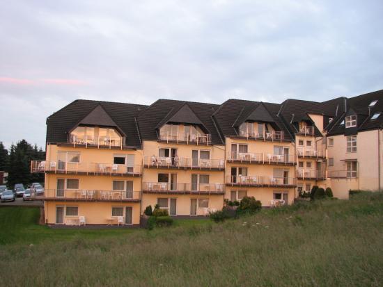 Ferienresidenz Salzberg: The hotel