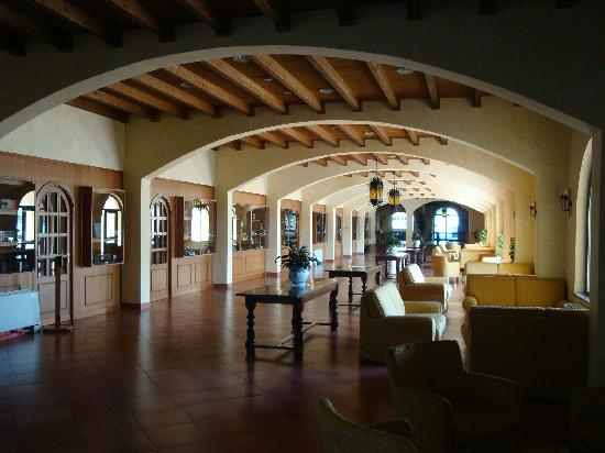 Genoardo Park Hotel: hotel