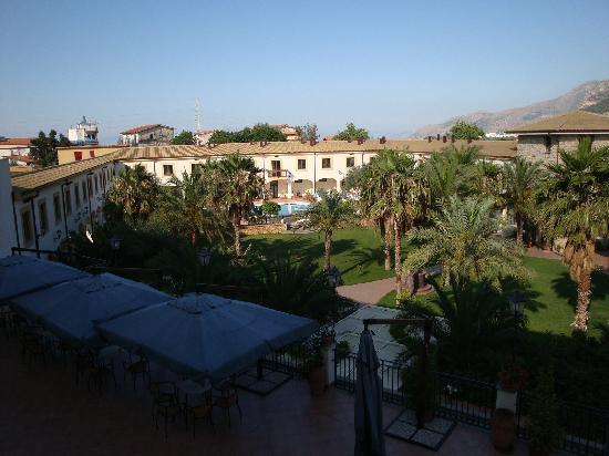 Genoardo Park Hotel: view from room