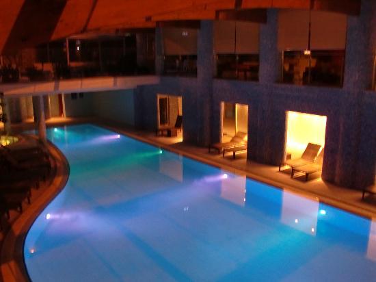 Atlantica Oasis Hotel: In door pool