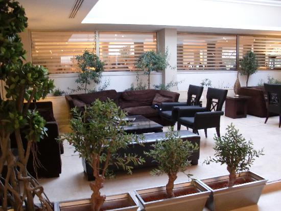 Atlantica Oasis Hotel: Reception