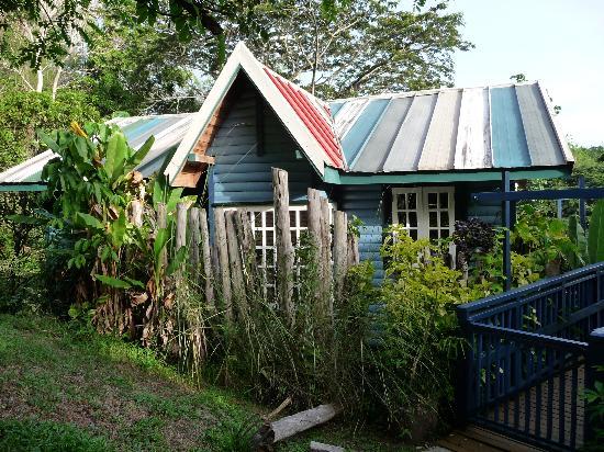 Adventure Eco Villas: funky eco-villa exterior