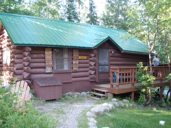 ‪‪Timber Trail Lodge and Outfitter‬: Our Cabin‬