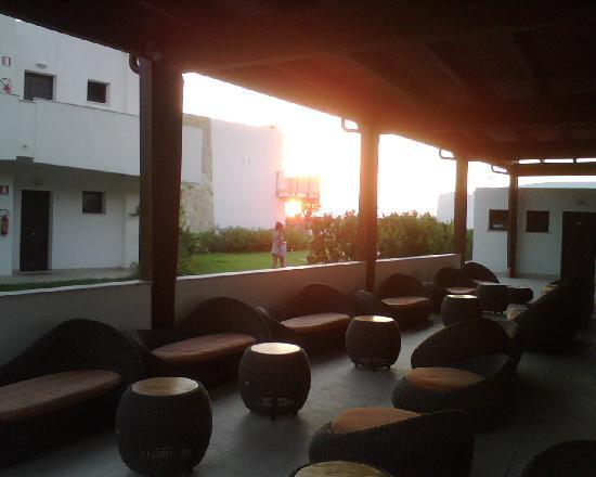 Torreserena Village: Esterno della reception
