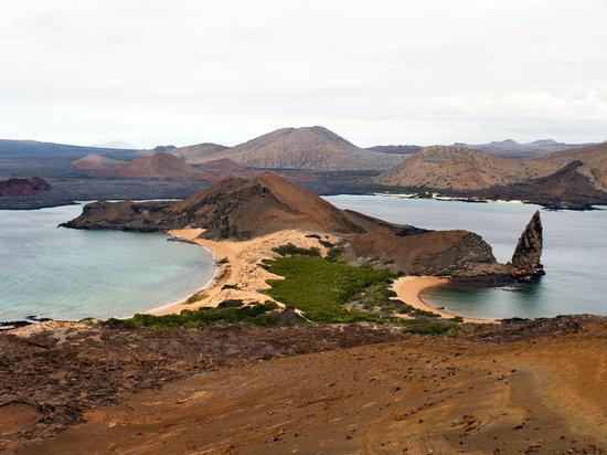 Galapagosöarna, Ecuador: Bartholome Island
