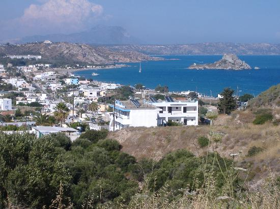 kardamena kos picture of blue lagoon resort kos town. Black Bedroom Furniture Sets. Home Design Ideas