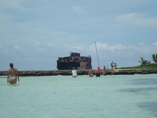 Sol Caribe Campo: Parte de la Playa Privada