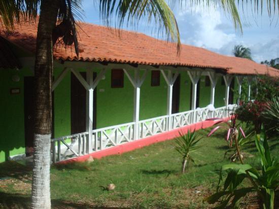 Sol Caribe Campo: Habitaciones