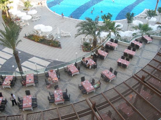 Saphir Resort & Spa: View