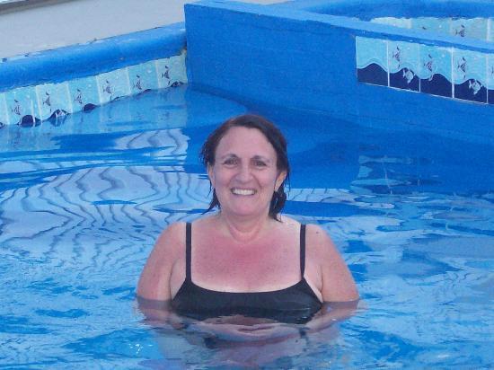 Sea Foam Motel: fun at the pool