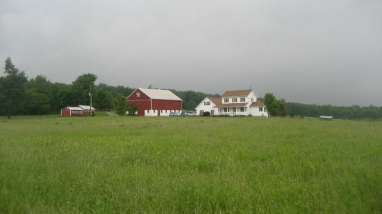 View of Saddle Ridge Bed and Breakfast