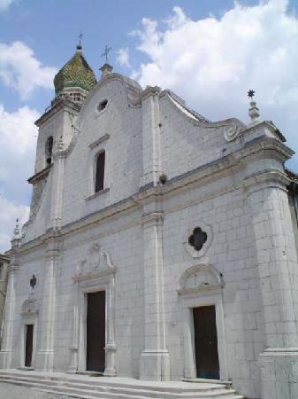 Santa Croce del Sannio - Chiesa S. MAssunta