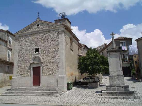 Santa Croce del Sannio - Chiesa S. Sebastiano