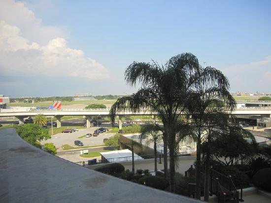 Tampa Airport Marriott : Chambre vue 3