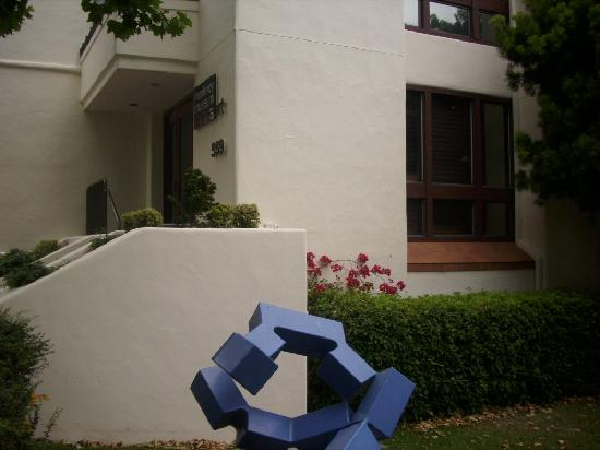 Monterey Museum of Art : Outside