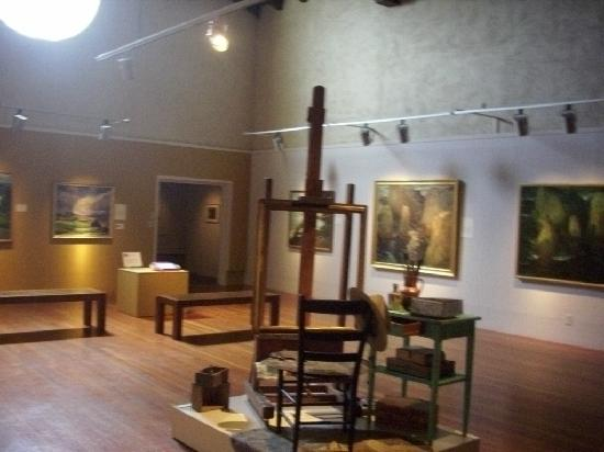 Monterey Museum of Art : Main gallery