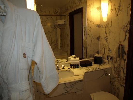 The Langham, London: Salle de bain