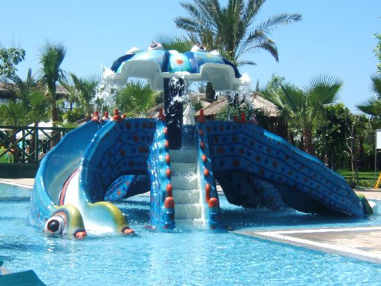 Delphin Palace Hotel: kids pool