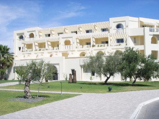 Seabel Alhambra Beach Golf & Spa: l'hotel coté spa coiffeur...