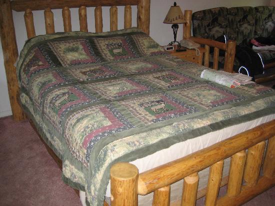 Dodge Peak Lodge: Bedroom