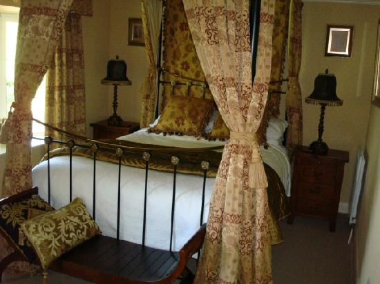 Whitepark House: Our room