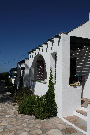 Agia Anna, Hellas: Our apartment