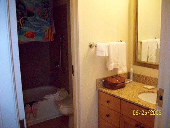 TownePlace Suites Sierra Vista: Bathroom