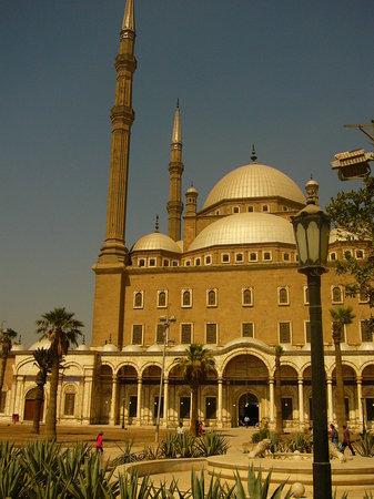 Cairo, Egypt: Mohammed Ali Mosque